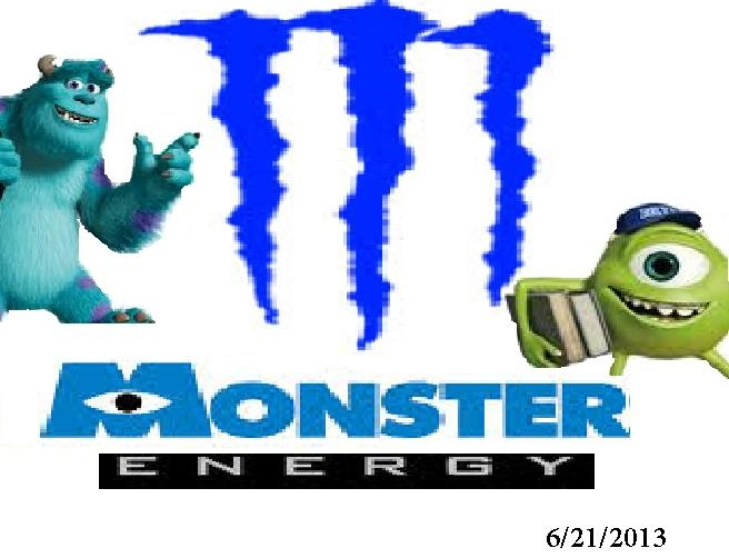 Monster Logo Contest (1/3)