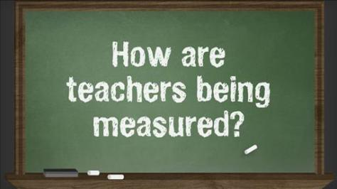 How are teacheres being measure