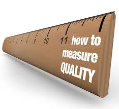 Measure quality
